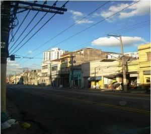 Foto 2 - Avenida em 2009