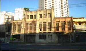 Foto 9 – Prédio da antiga fábrica Cotonifício Paulista (2009)