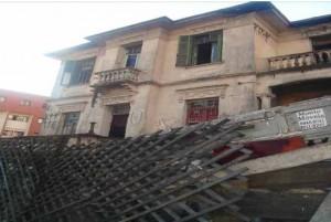 Foto 10 – Casarão abandonado (2009)