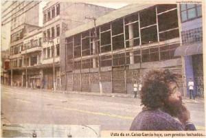 Foto 5 - Av. Celso Garcia em 2000