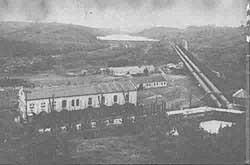 Imagem 2: Usina de Parnaíba, inaugurada em 1901.