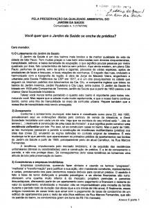 Anexo 5 parte 1 - Abaixo Assinado Tombamento