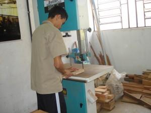 Centro de Formação de Artesãos Artes Nascentes do Parque Recreio